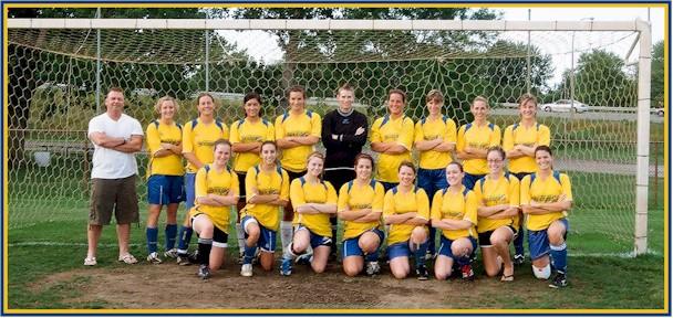Ladies A 2009
