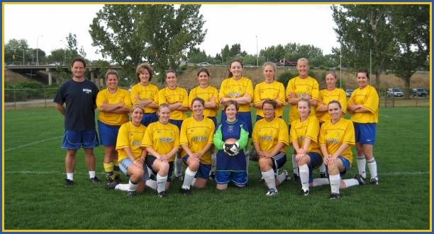 Ladies B 2006
