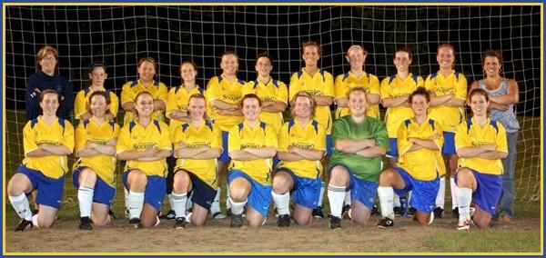 Ladies B 2008